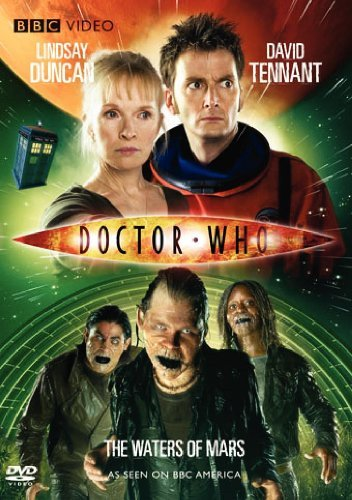 Doctor Who Waters Of Mars DVD Nr