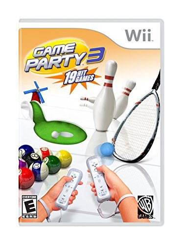 Wii Game Party 3 E