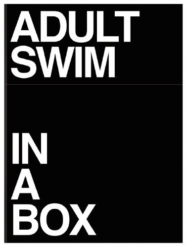 Adult Swim In A Box Adult Swim In A Box Nr 6 DVD