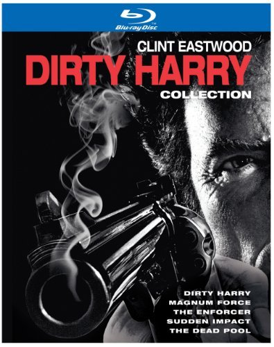Dirty Harry Collection Eastwood Clint Blu Ray Ws Nr 5 Br