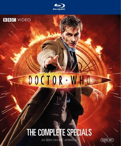 Doctor Who Complete Specials Ws Blu Ray Nr 5 DVD