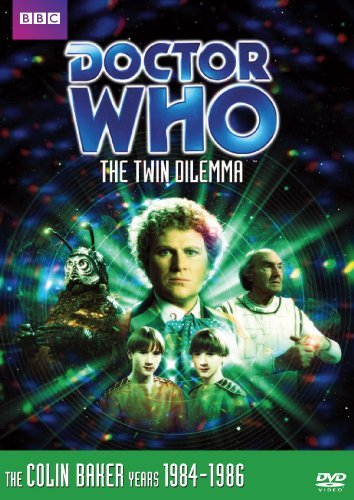 Doctor Who Twin Dilema Ep. 13 Doctor Who Nr