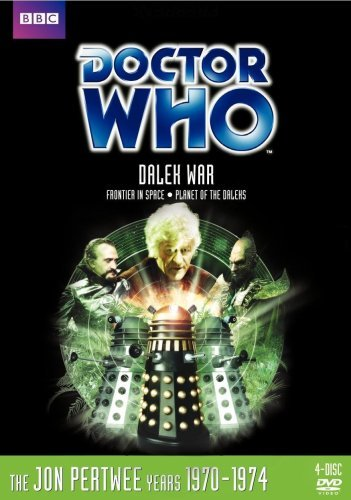 Doctor Who Dalek War Doctor Who Nr 4 DVD