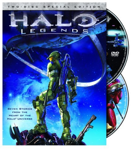 Halo Legends Halo Legends Ws Special Ed. Nr 2 DVD