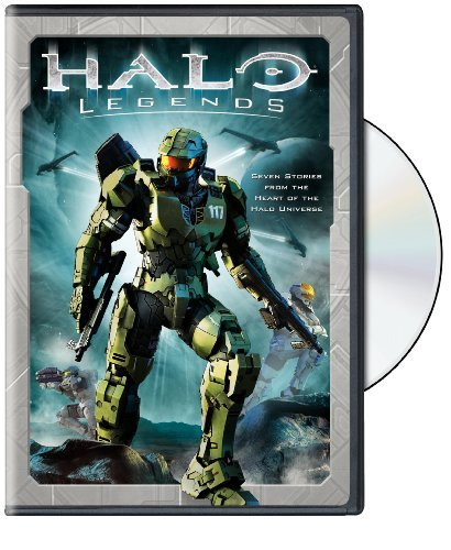 Halo Legends Halo Legends Ws Fs Nr