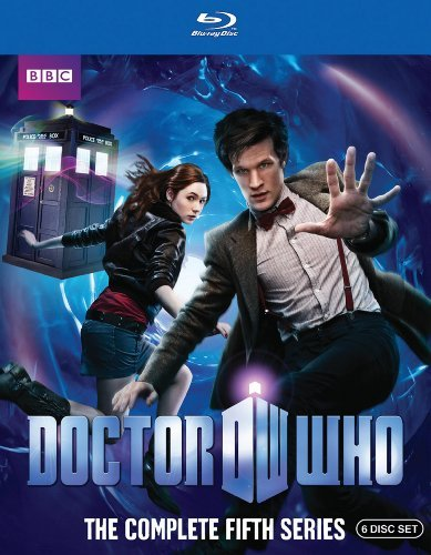 Doctor Who Season 5 Doctor Who Blu Ray Ws Nr