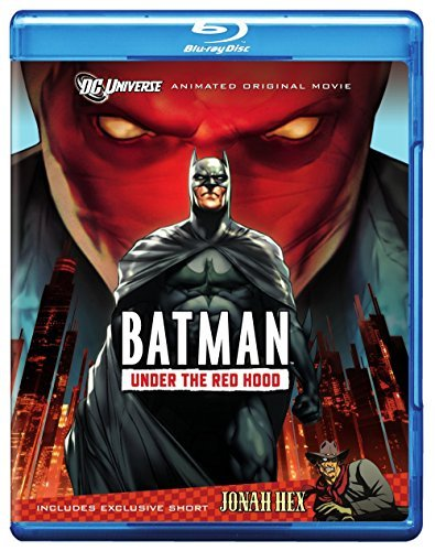 Batman Under The Red Hood Batman Under The Red Hood Blu Ray Ws Nr