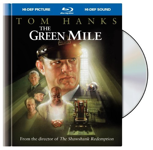Green Mile Hanks Clarkson Morse Blu Ray Ws Digibook R