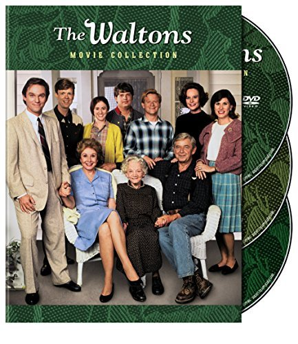 Waltons Movie Collection DVD