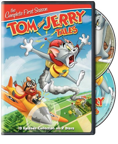 Tom & Jerry Tales Season 1 Tom & Jerry Tales Nr 2 DVD