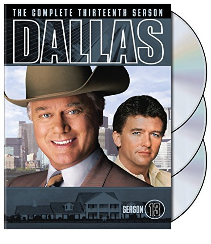 Dallas Dallas Season 13 Nr 3 DVD