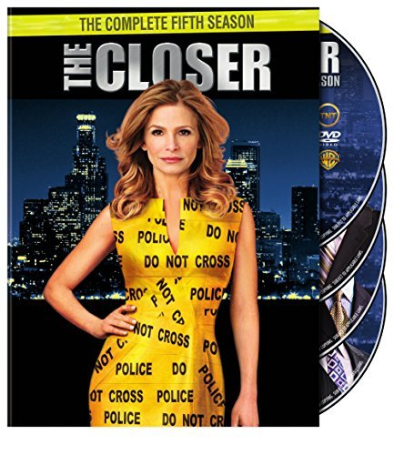 Closer Season 5 DVD Nr 4 DVD
