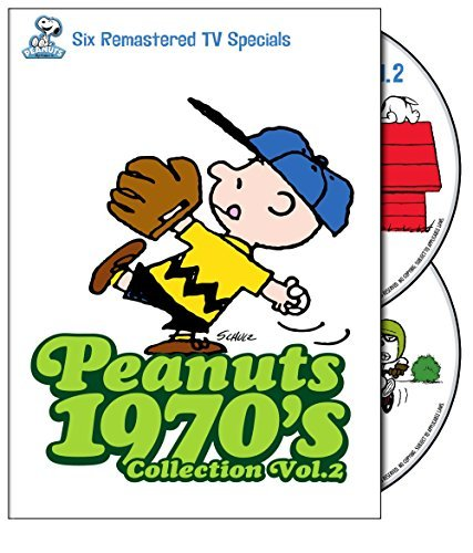 Peanuts Volume 2 1970's Collection DVD Nr
