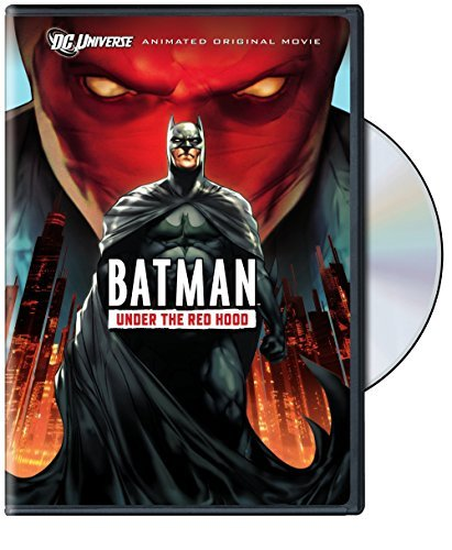 Batman Under The Red Hood Batman Under The Red Hood Ws Nr