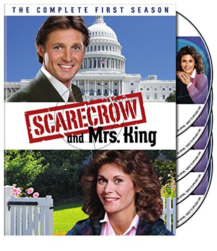 Scarecrow & Mrs. King Scarecrow & Mrs. King Season Season 1 Nr 5 DVD