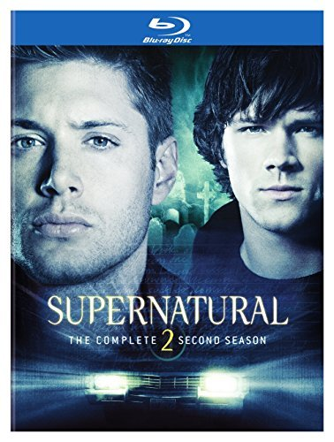 Supernatural Season 2 Blu Ray Nr