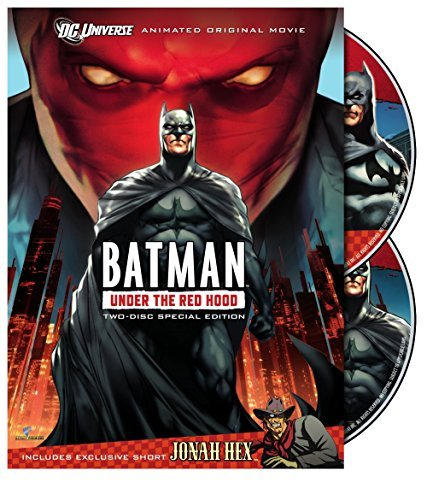 Batman Under The Red Hood Batman Under The Red Hood Ws Special Ed. Nr 2 DVD