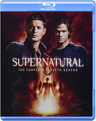Supernatural Season 5 Blu Ray Nr