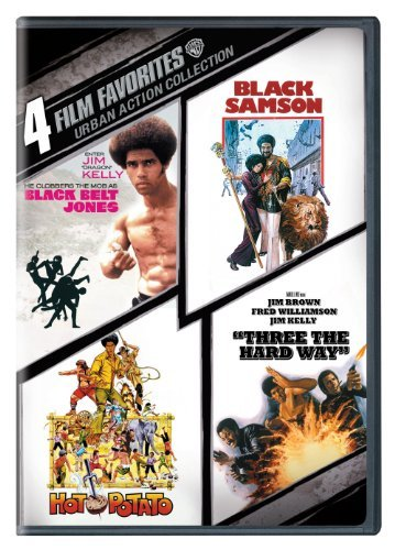 Urban Action Collection 4 Film Favorites Nr