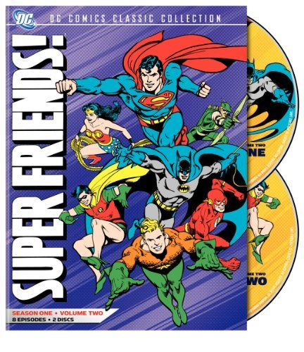 Superfriends Vol. 2 Season 1 Nr 2 DVD