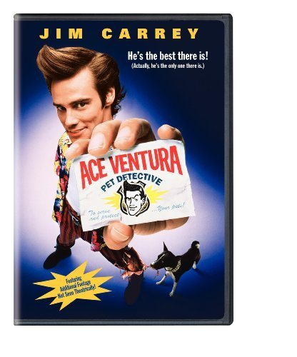 Ace Ventura Pet Detective Carrey Young Cox Pg13