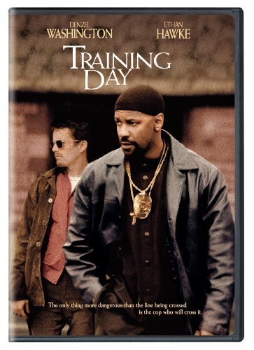 Training Day Washington Hawke Glenn Berenger DVD R Ws