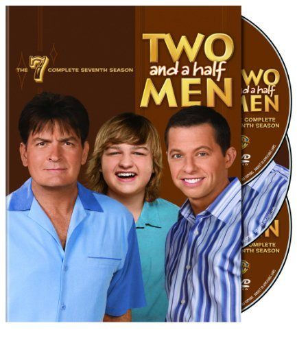 Two & A Half Men Season 7 Ws Nr 3 DVD