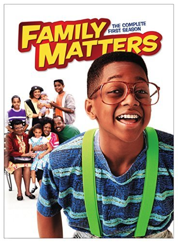 Family Matters Season 1 DVD