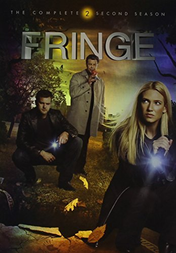 Fringe Season 2 DVD