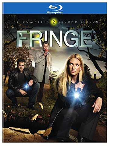 Fringe Season 2 Blu Ray Nr 4 DVD