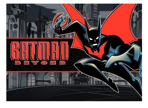 Batman Beyond Complete Series Batman Beyond Nr 8 DVD