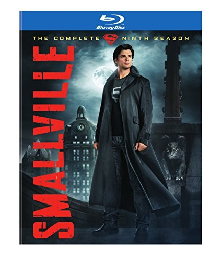 Smallville Season 9 Blu Ray Season 9