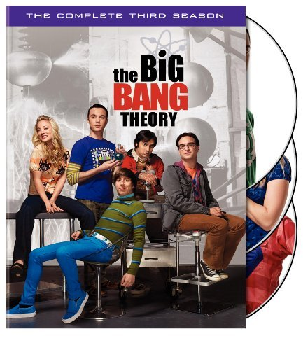 Big Bang Theory Season 3 DVD Nr 4 DVD