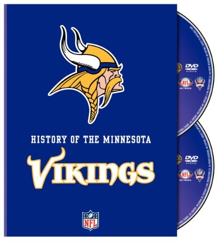 Nfl History Of The Minnesota V Nfl History Of The Minnesota V Nr 2 DVD