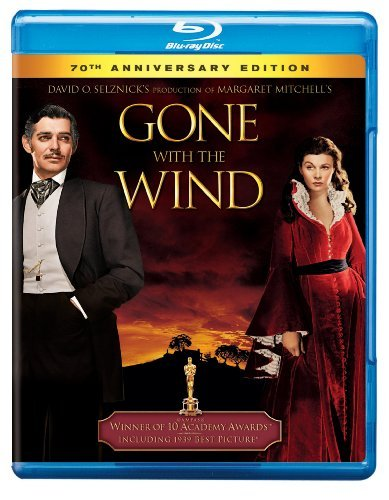 Gone With The Wind Gable Leigh Havilland Blu Ray G