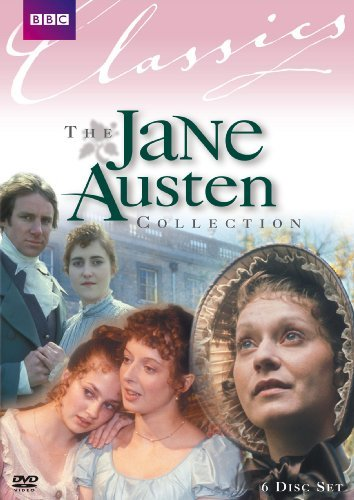 Jane Austen Complete Collection Nr 6 DVD