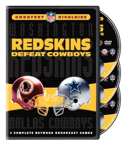 Nfl's Greatest Rivalries Wash Nfl's Greatest Rivalries Wash Nr 5 DVD