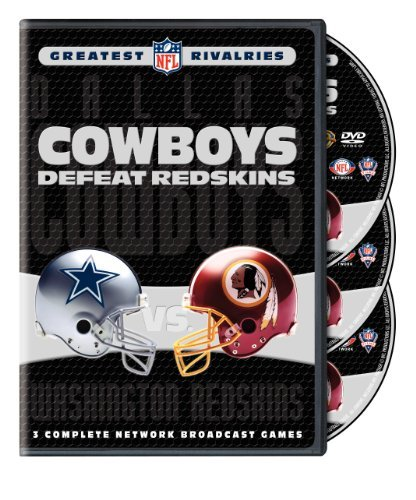 Nfl's Greatest Rivalries Dall Nfl's Greatest Rivalries Dall Nr 5 DVD