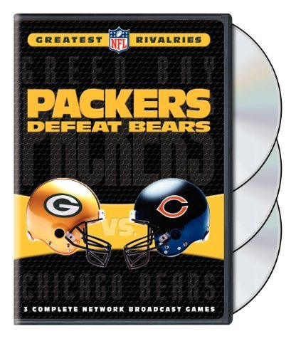 Nfl's Greatest Rivalries Gree Nfl's Greatest Rivalries Gree Nr 5 DVD