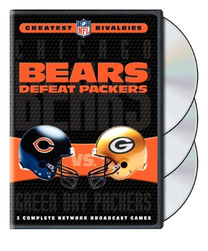 Nfl's Greatest Rivalries Chic Nfl's Greatest Rivalries Chic Nr 5 DVD