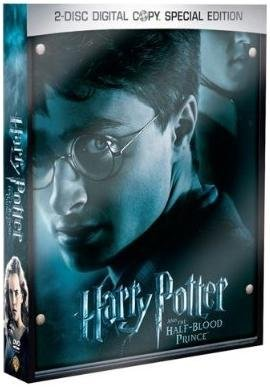 Harry Potter & The Half Blood Prince Radcliffe Watson Grint 2 Disc Special Edition