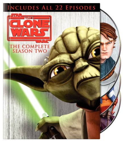 Star Wars Clone Wars Season 2 Ws Nr 4 DVD