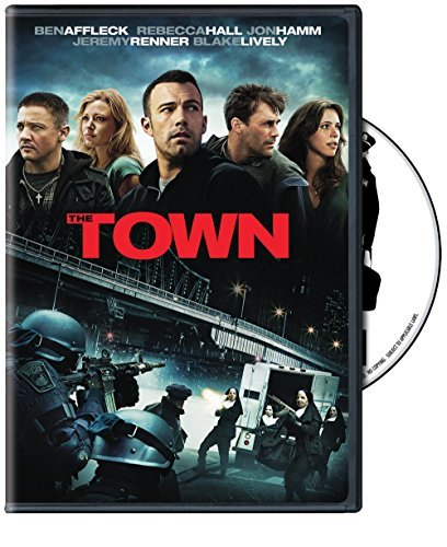 Town Affleck Hall Hamm DVD R Ws