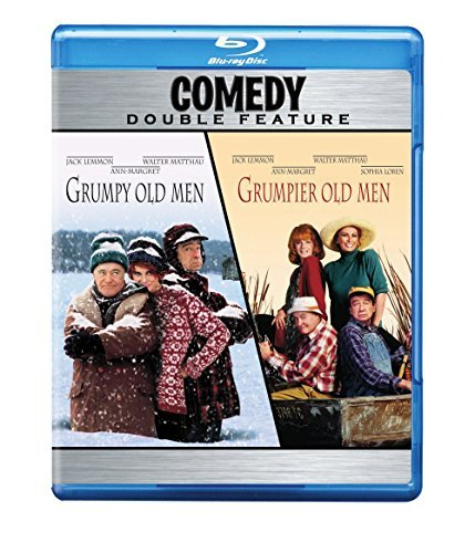 Grumpy Old Men Grumpier Old Me Grumpy Old Men Grumpier Old Me Blu Ray Ws Pg13