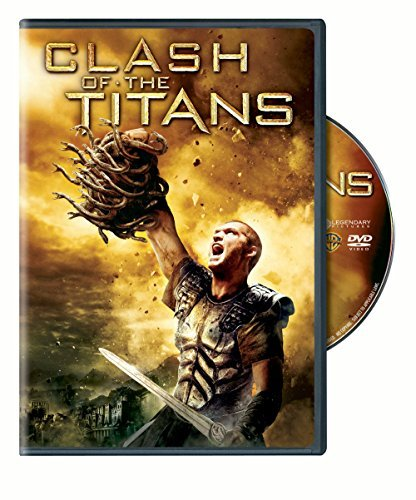 Clash Of The Titans (2010) Worthington Arterton Mikkelsen DVD Pg13 Ws