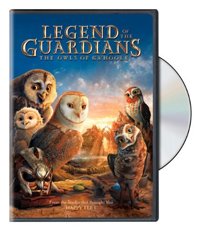 Legend Of The Guardians The Owls Of Ga'hoole Legend Of The Guardians The Owls Of Ga'hoole DVD Pg