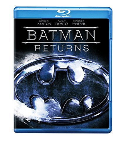 Batman Returns Keaton Devito Pfeiffer Walken Blu Ray Ws Pg13