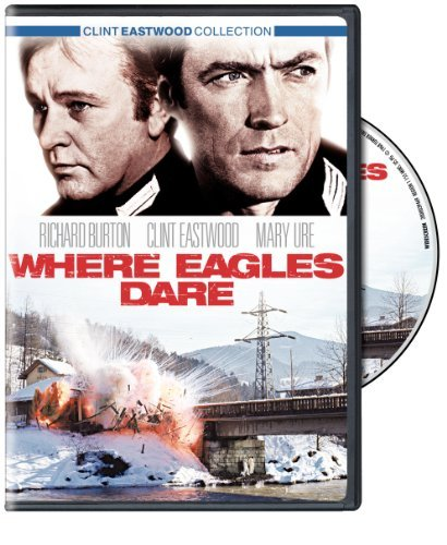 Where Eagles Dare Eastwood Clint Ws Nr