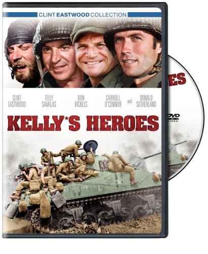 Kelly's Heroes Eastwood Clint DVD Pg