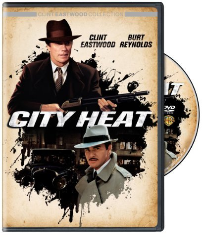 City Heat Eastwood Reynolds DVD Pg Ws
